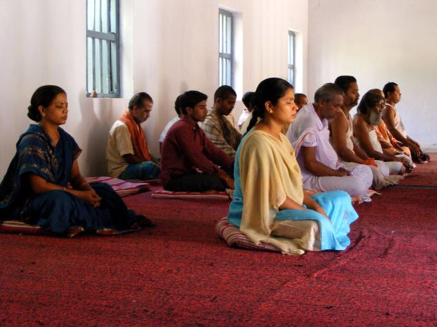 How Rituals Allow People to Experience Religion - Hindu Makar ...